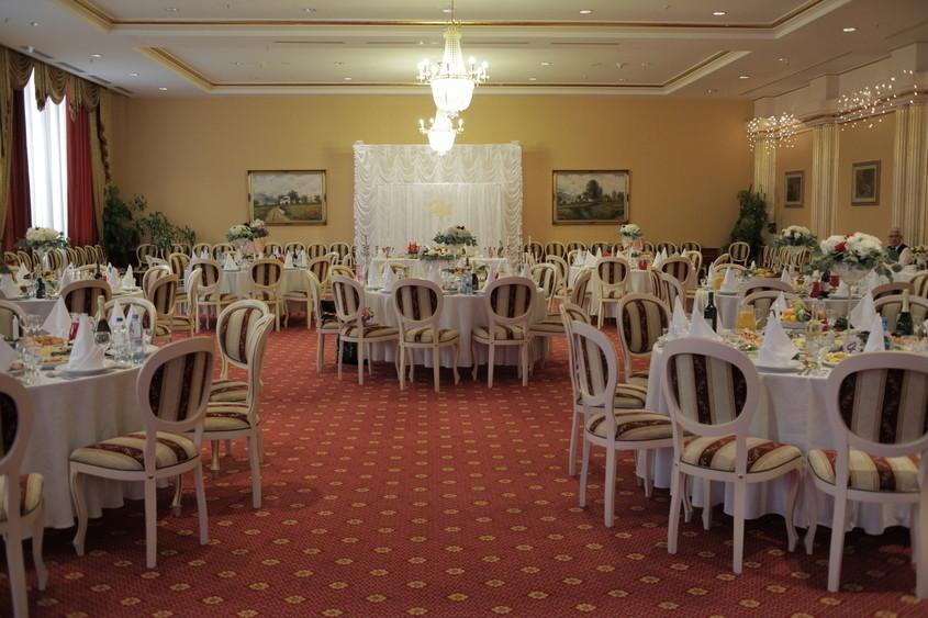 Банкетный зал, При гостинице, За городом на 250 персон в ЮЗАО,  от 3000 руб. на человека