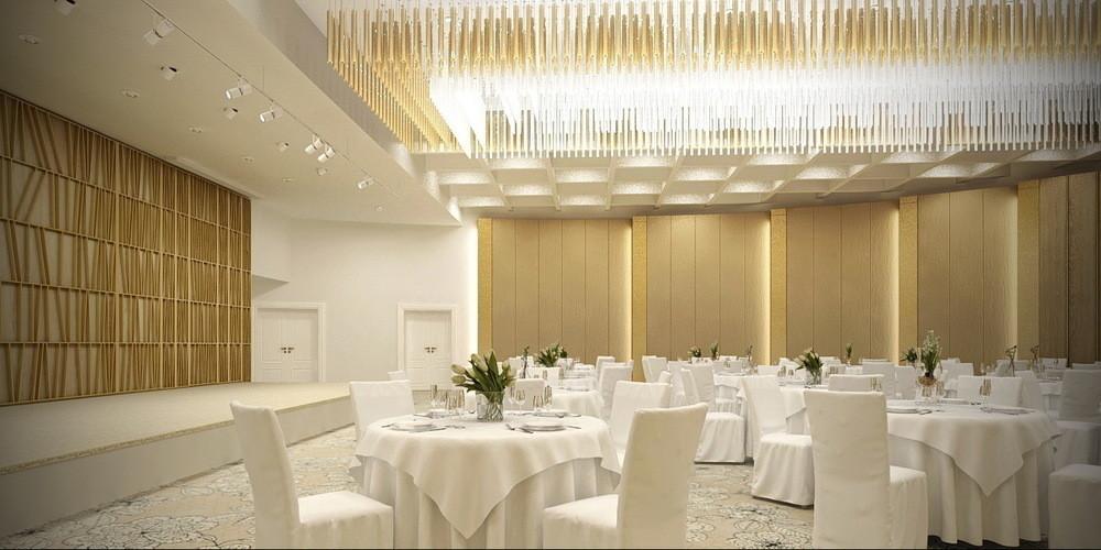 Банкетный зал, При гостинице на 120 персон в ЮАО, м. Домодедовская, м. Орехово от 4000 руб. на человека