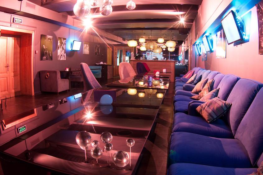 Ресторан на 40 персон в ЦАО, м. Баррикадная от 4000 руб. на человека