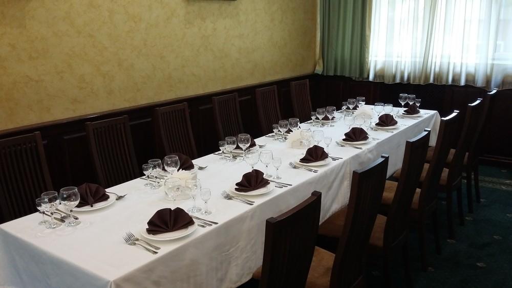 Банкетный зал, При гостинице на 15 персон в СЗАО, м. Багратионовская, м. Филевский парк от 2500 руб. на человека