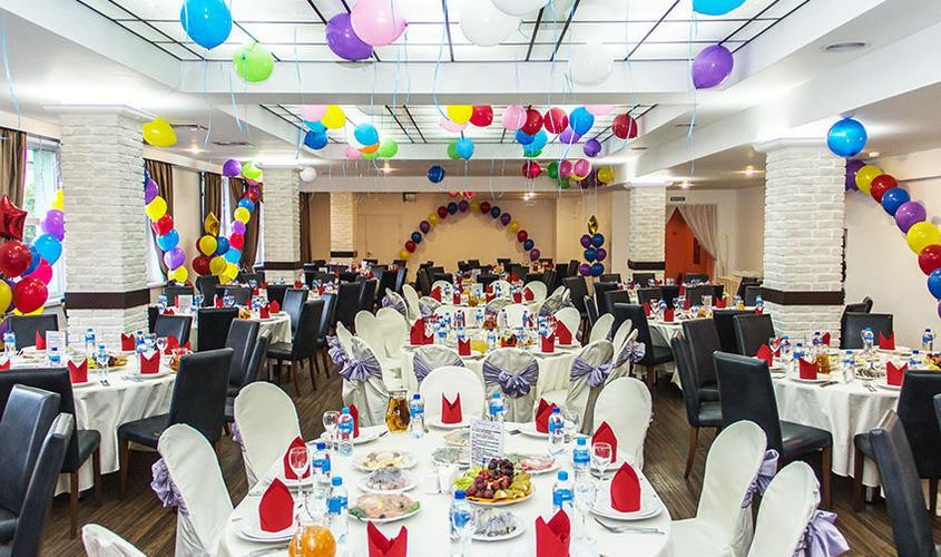 Банкетный зал на 250 гостей
