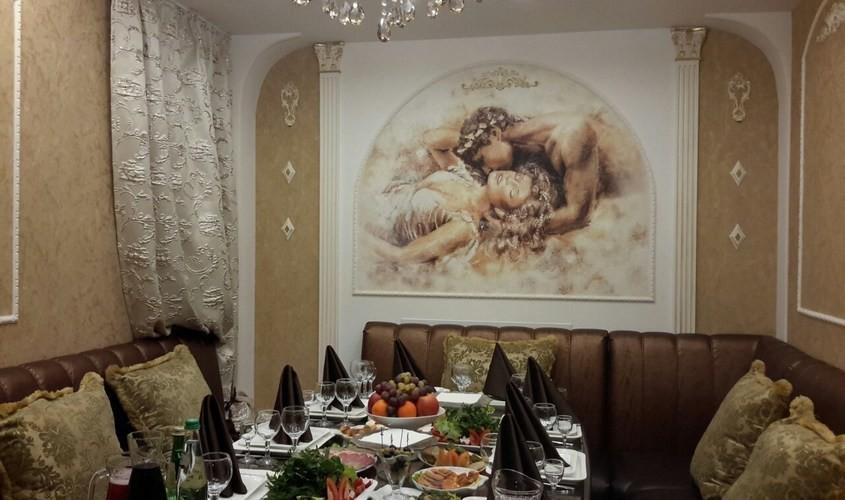 Вип зал на 12 человек / КАРАОКЕ