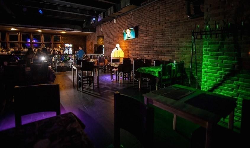 Ресторан, Банкетный зал, Ночной клуб на 200 персон в ЦАО, м. Комсомольская от 3000 руб. на человека