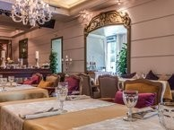 Ресторан на 150 персон в ЦАО, м. Краснопресненская, м. Баррикадная, м. Смоленская, м. Выставочная от 4000 руб. на человека