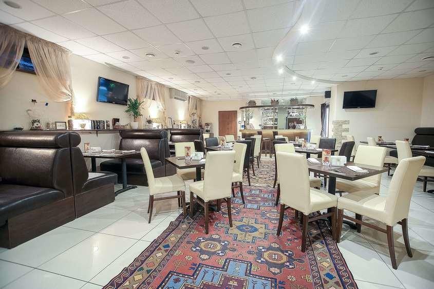 Банкетный зал, Кафе, При гостинице на 40 персон в ВАО, м. Сокольники, м. Преображенская площадь от 1500 руб. на человека