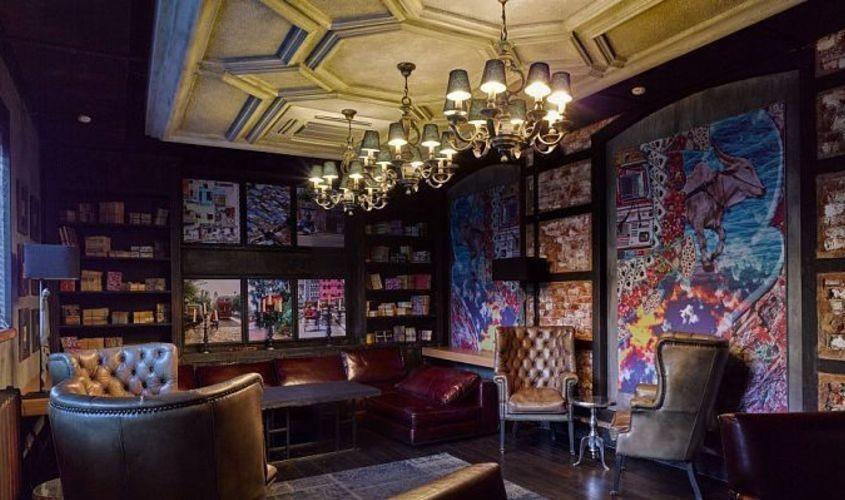 Ресторан, Банкетный зал на 10 персон в ЦАО, м. Киевская, м. Фрунзенская от 5000 руб. на человека