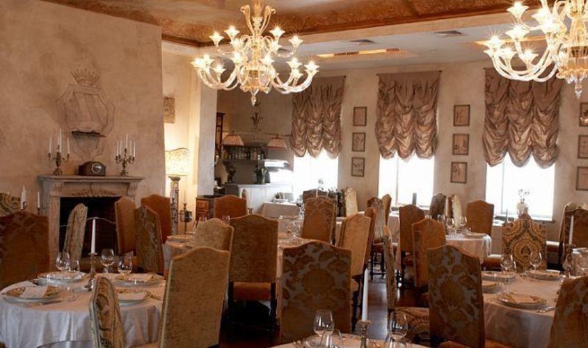 Ресторан, Банкетный зал на 70 персон в ЦАО, ЗАО, м. Киевская от 12000 руб. на человека