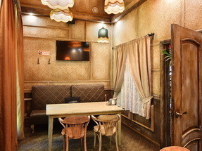 Ресторан на 10 персон в ЗАО, м. Филевский парк, м. Багратионовская