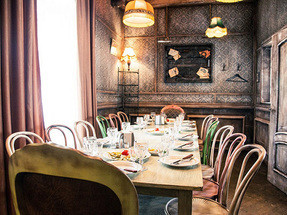 Ресторан на 15 персон в ЗАО, м. Филевский парк, м. Багратионовская