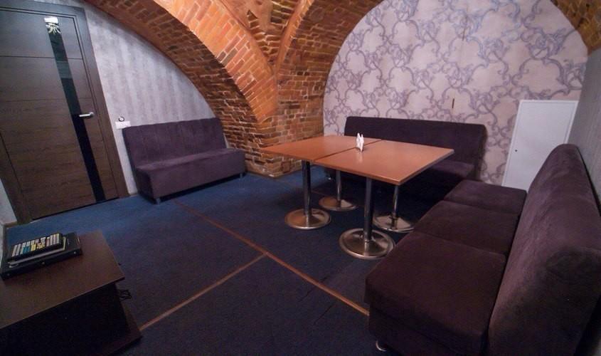 Банкетный зал, Ночной клуб на 25 персон в ЦАО, м. Кузнецкий мост, м. Лубянка, м. Театральная от 1500 руб. на человека
