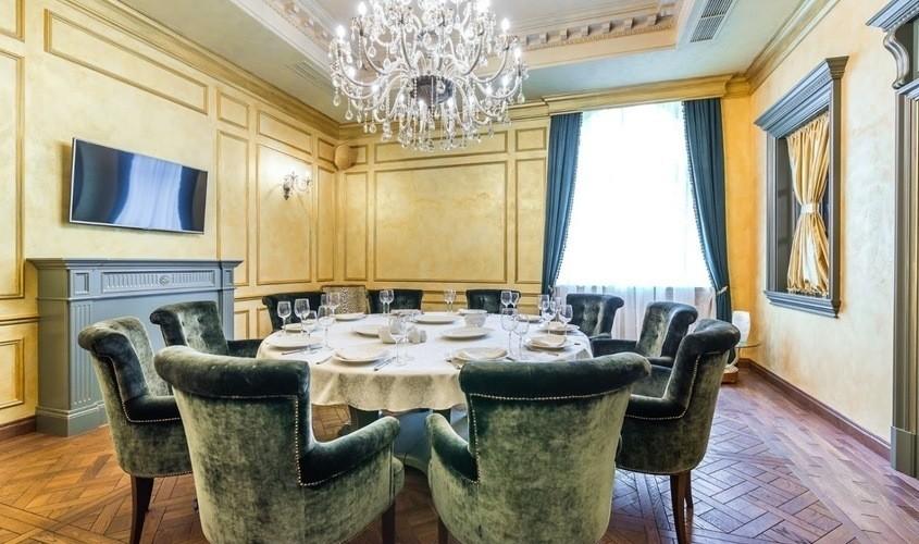 Ресторан, Банкетный зал на 12 персон в ЮЗАО, ЮАО, м. Теплый стан от 5000 руб. на человека