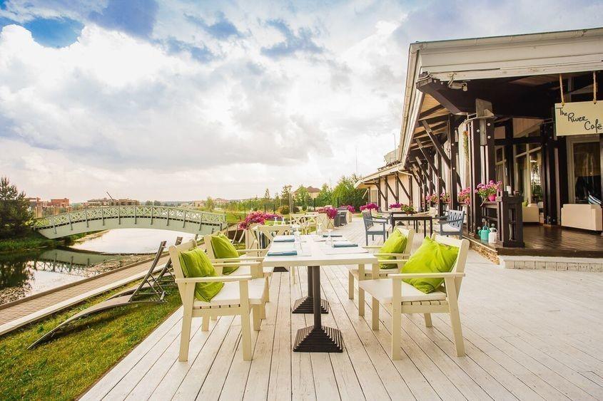 Ресторан, Банкетный зал на 100 персон в ЮЗАО, ЗАО,  от 6000 руб. на человека