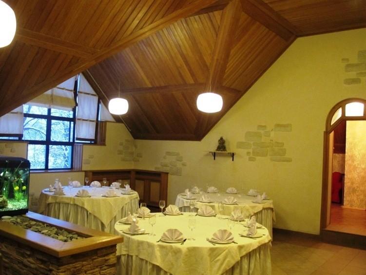Ресторан, Банкетный зал, Загородный клуб, При гостинице на 20 персон в СВАО,  от 3500 руб. на человека