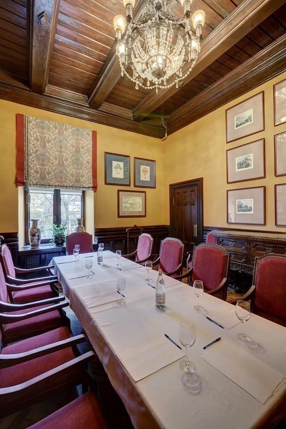 Ресторан, Банкетный зал на 14 персон в ЦАО, м. Баррикадная, м. Краснопресненская, м. Смоленская от 5000 руб. на человека