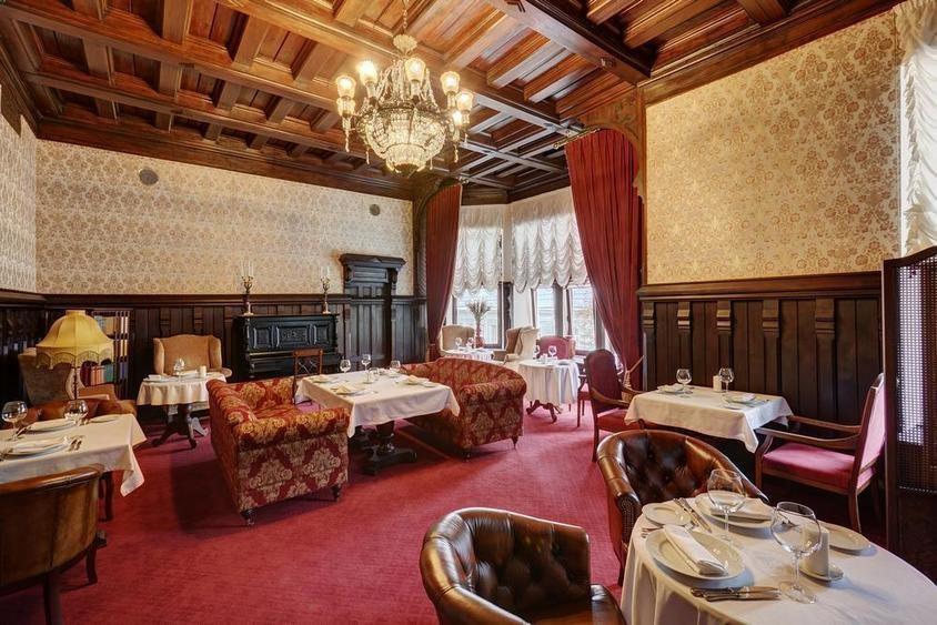Ресторан, Банкетный зал на 40 персон в ЦАО, м. Баррикадная, м. Краснопресненская, м. Смоленская от 5000 руб. на человека