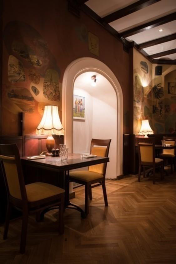 Ресторан, Банкетный зал на 60 персон в ЦАО, м. Баррикадная, м. Краснопресненская, м. Смоленская от 5000 руб. на человека
