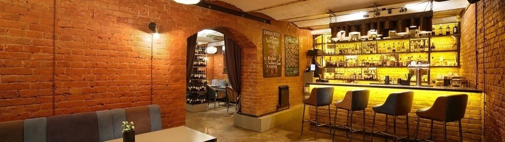 Ресторан, Банкетный зал, При гостинице на 50 персон в ЦАО, м. Белорусская от 2000 руб. на человека