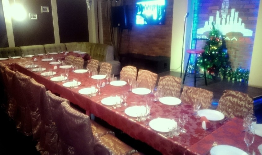 Ночной клуб на 50 персон в ЮВАО, м. Братиславская, м. Марьино от 1500 руб. на человека