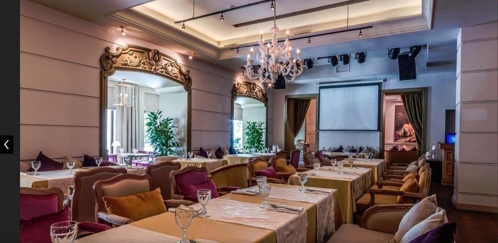 Ресторан на 120 персон в ЦАО, м. Краснопресненская, м. Баррикадная, м. Смоленская, м. Выставочная от 3500 руб. на человека