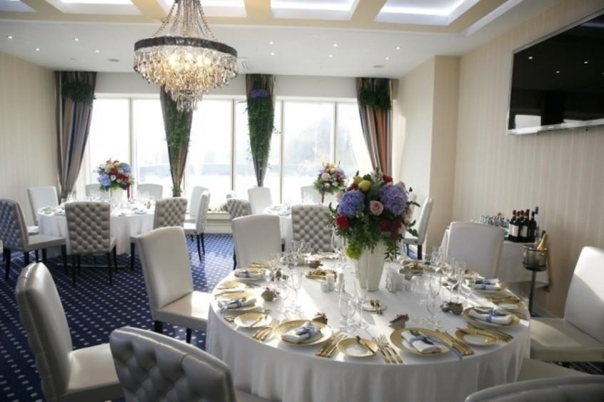Ресторан, Банкетный зал, При гостинице на 40 персон в ЦАО, м. Выставочная, м. Улица 1905 года от 4000 руб. на человека