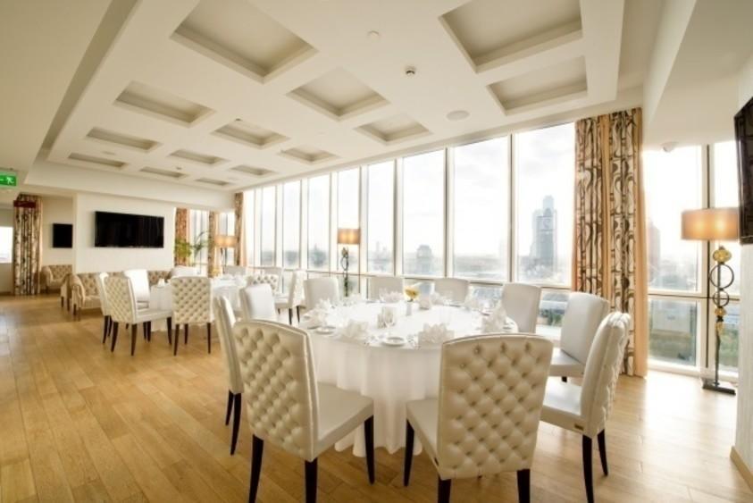 Ресторан, Банкетный зал, При гостинице на 45 персон в ЦАО, м. Выставочная, м. Улица 1905 года от 4000 руб. на человека