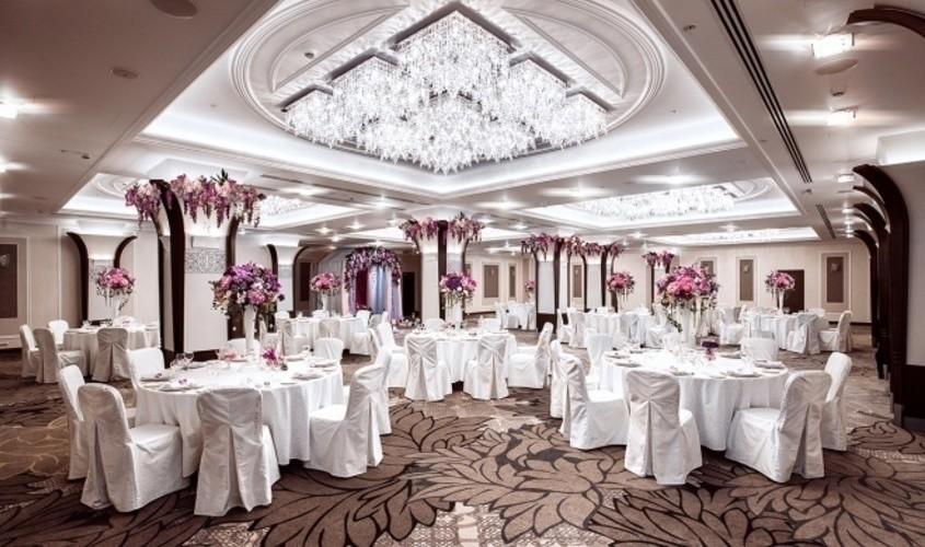 Ресторан, Банкетный зал, При гостинице на 180 персон в ЦАО, м. Выставочная, м. Улица 1905 года от 4000 руб. на человека
