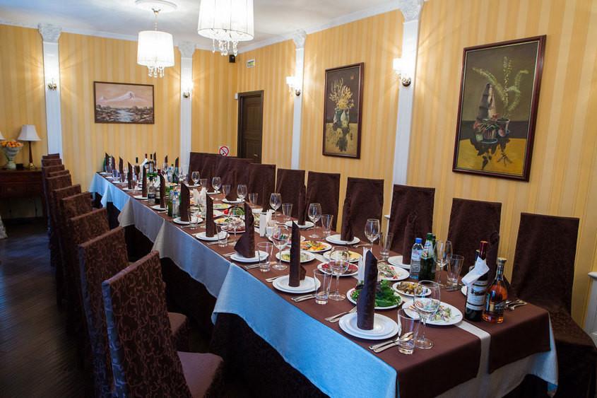 Ресторан, Банкетный зал на 30 персон в СВАО, м. Проспект Мира, м. ВДНХ от 3500 руб. на человека