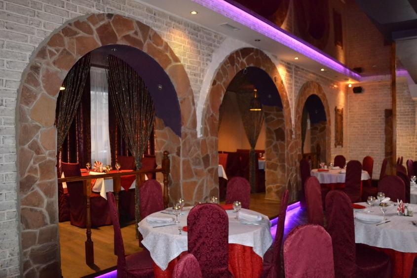 Ресторан, Банкетный зал на 100 персон в ВАО,  от 2000 руб. на человека