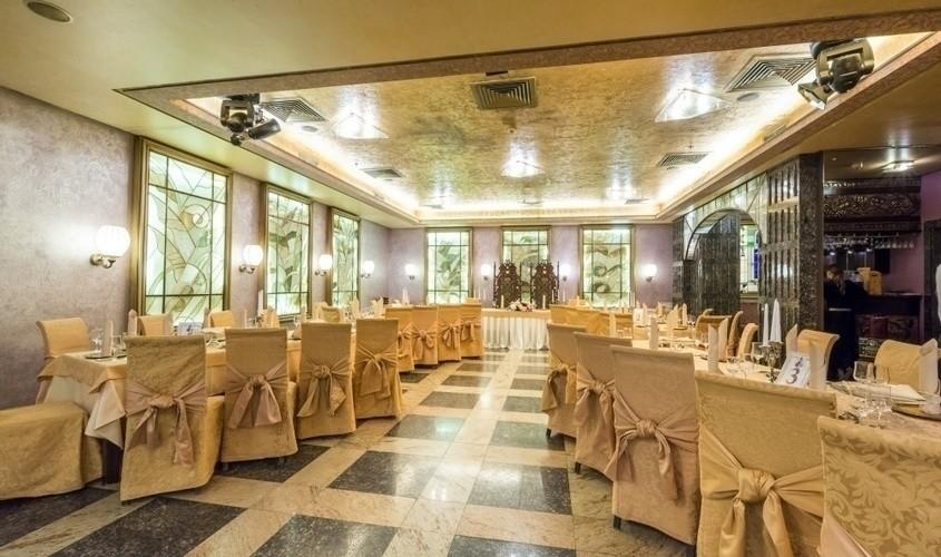 Банкетный зал на 120 персон в ЦАО, м. Китай-город от 4000 руб. на человека
