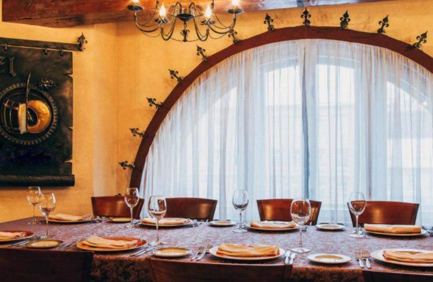 Ресторан, Банкетный зал на 15 персон в ЦАО, м. Полянка, м. Третьяковская от 3000 руб. на человека