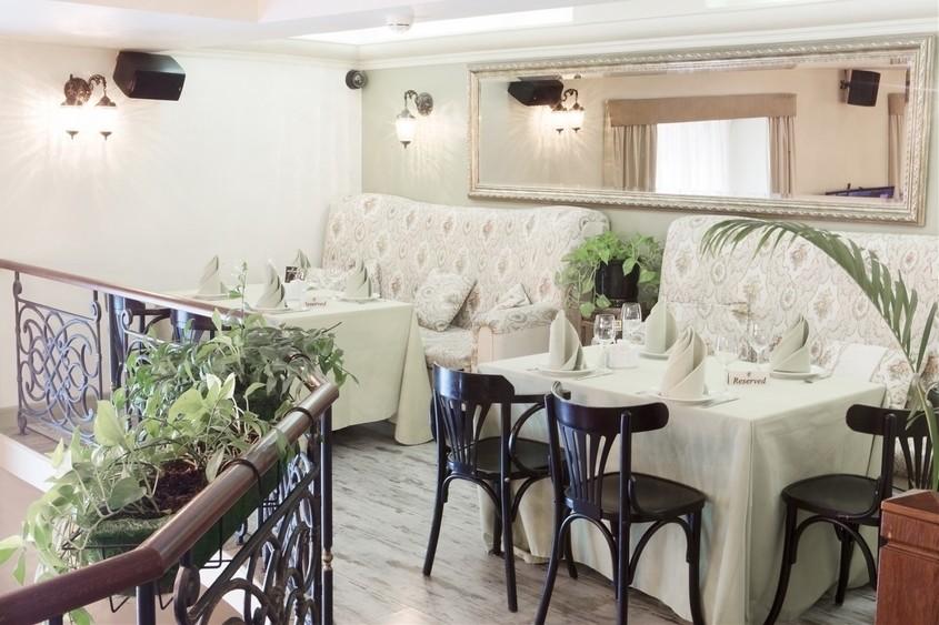 Ресторан на 40 персон в ЦАО, ЮЗАО, м. Добрынинская, м. Октябрьская, м. Серпуховская от 2500 руб. на человека
