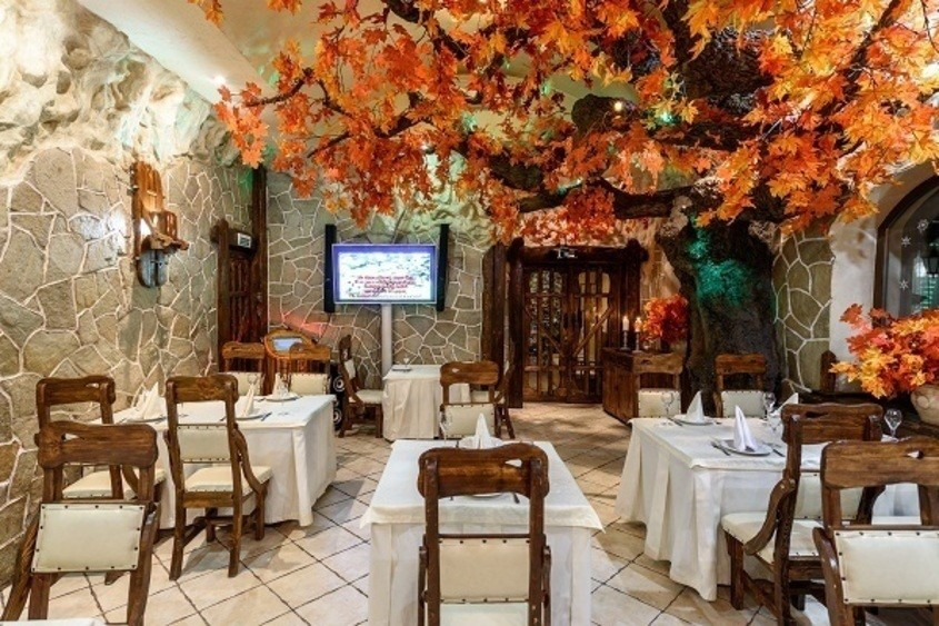 Ресторан на 30 персон в ЮВАО, м. Рязанский проспект от 2500 руб. на человека