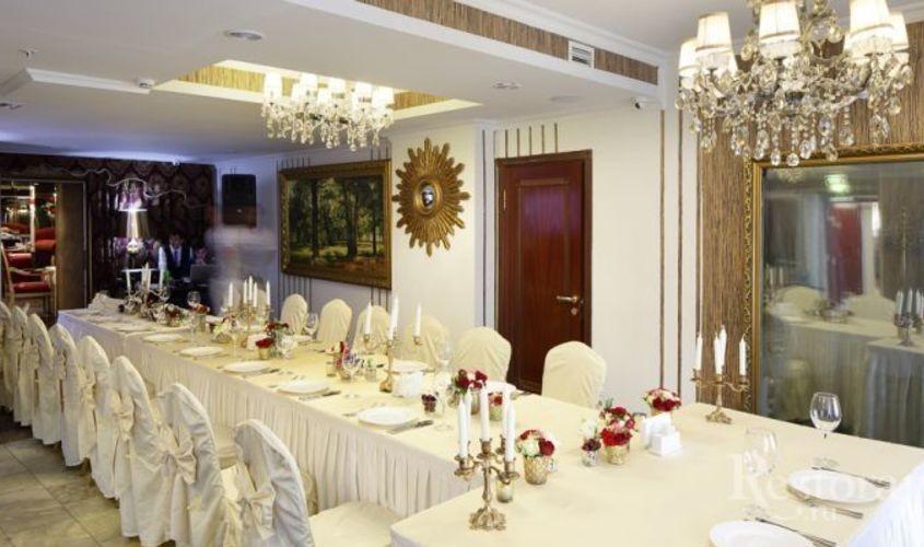 Банкетный зал, Кафе на 25 персон в ЦАО, м. Красносельская, м. Бауманская, м. Комсомольская от 2000 руб. на человека