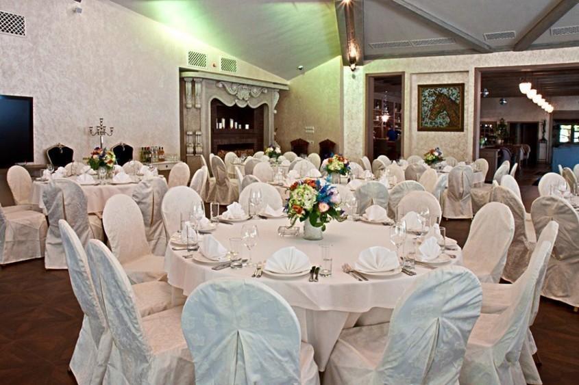 Банкетный зал, При гостинице, За городом на 200 персон в СЗАО,  от 6000 руб. на человека