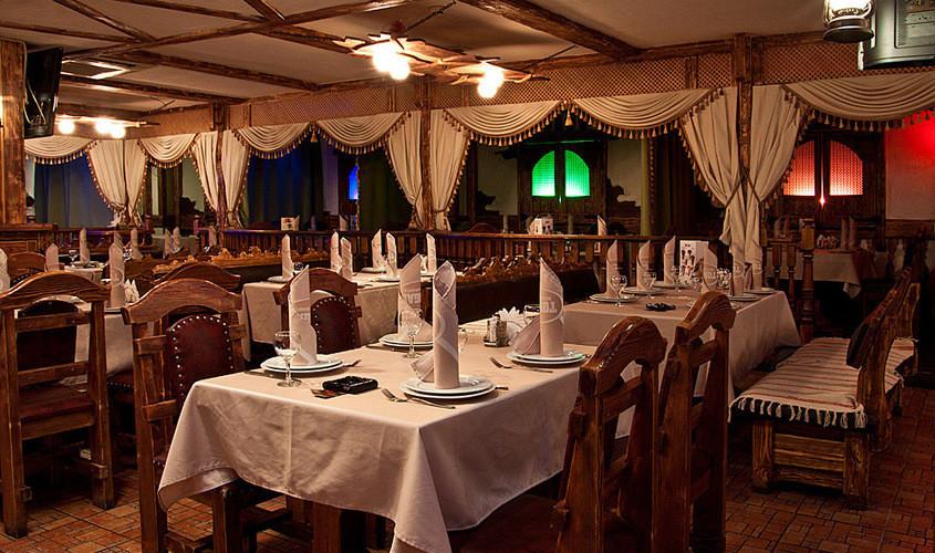 Ресторан, Банкетный зал на 220 персон в ЮЗАО, ЮАО, м. Пражская, м. Новоясеневская, м. Битцевский парк от 2000 руб. на человека