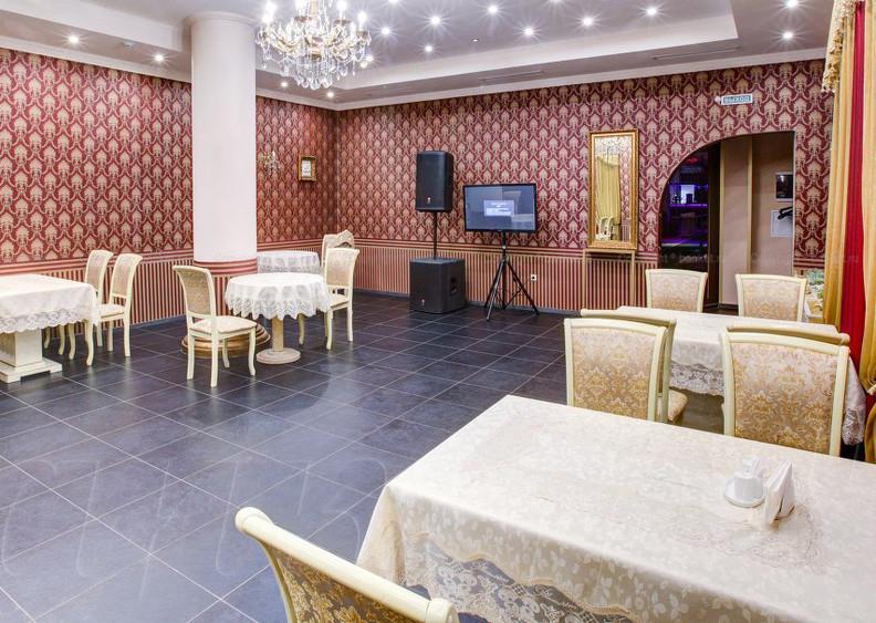 Ресторан, Банкетный зал на 40 персон в ЦАО, ЮЗАО, ЮАО, м. Шаболовская, м. Тульская от 2500 руб. на человека