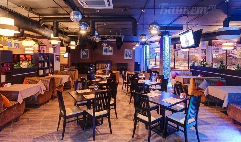 Ресторан, Бар на 250 персон в СЗАО, м. Волоколамская, м. Митино, м. Мякинино от 1500 руб. на человека