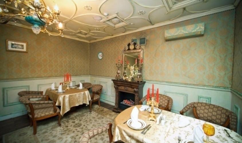 Ресторан, Банкетный зал на 10 персон в ЦАО, м. Арбатская, м. Александровский сад, м. Боровицкая от 2500 руб. на человека