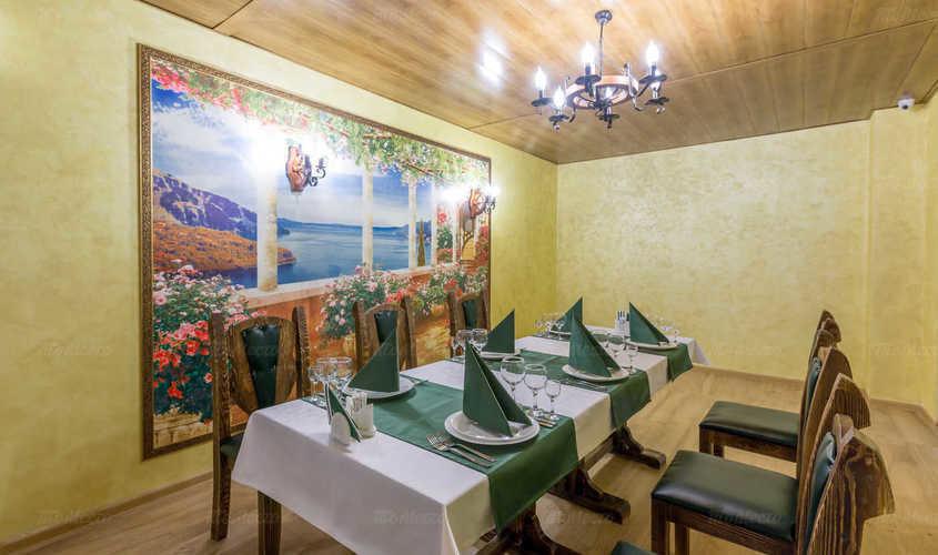 Ресторан, Банкетный зал, Кафе на 15 персон в ЗАО, м. Молодежная, м. Кунцевская от 1000 руб. на человека