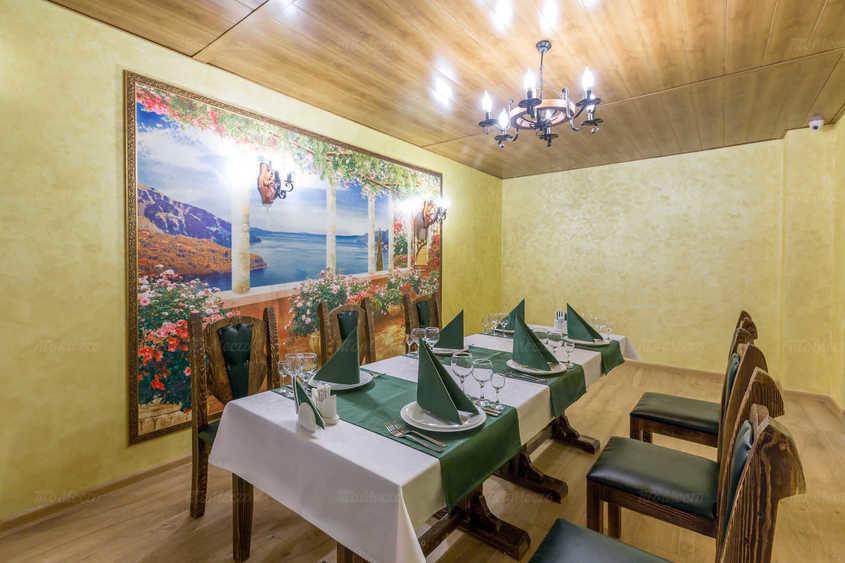 Ресторан, Банкетный зал, Кафе на 15 персон в ЗАО, м. Кунцевская, м. Молодежная от 1000 руб. на человека