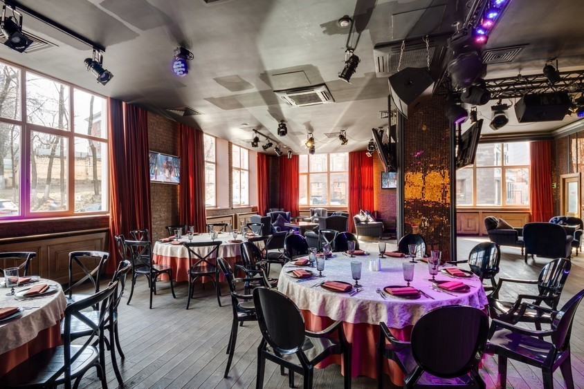 Ресторан на 50 персон в ЦАО, м. Спортивная, м. Фрунзенская от 5000 руб. на человека