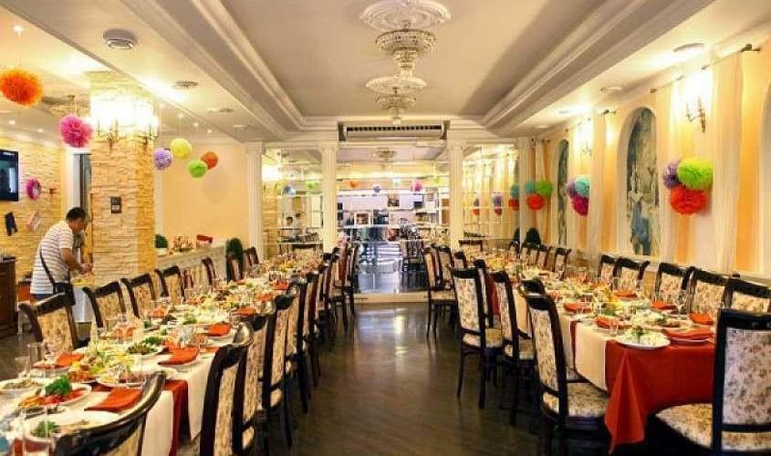 Ресторан на 60 персон в ЗАО, м. Фили, м. Филевский парк, м. Багратионовская от 3000 руб. на человека