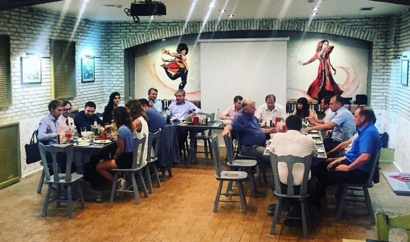 Кафе на 60 персон в ЦАО, м. Комсомольская, м. Сухаревская, м. Красные ворота от 1500 руб. на человека