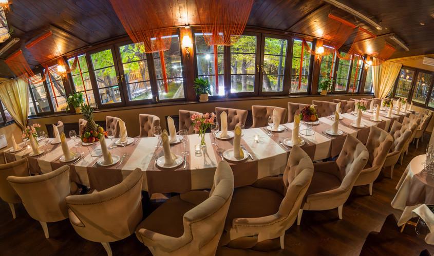 Ресторан на 30 персон в ЦАО, м. Чеховская, м. Трубная, м. Пушкинская от 2500 руб. на человека
