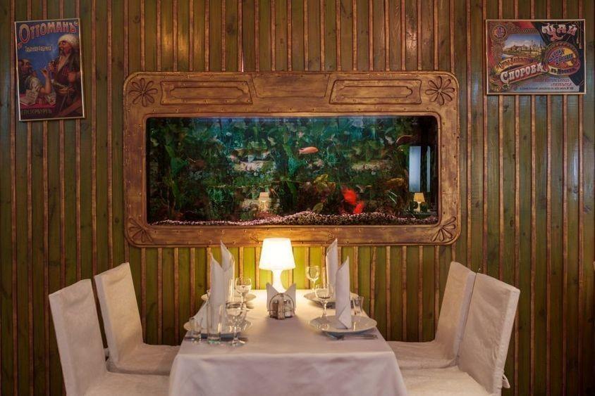 Ресторан на 80 персон в ЮЗАО, м. Проспект Вернадского, м. Юго-Западная от 1500 руб. на человека