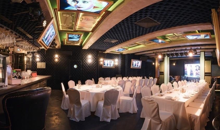 Ресторан на 40 персон в ЦАО, м. Кузнецкий мост от 5000 руб. на человека