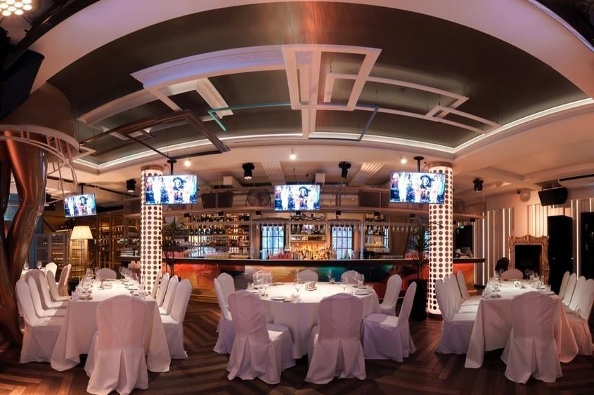 Ресторан на 50 персон в ЦАО, м. Кузнецкий мост от 5000 руб. на человека