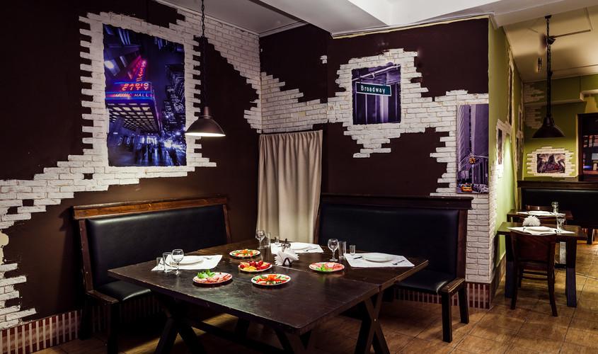 Ресторан на 20 персон в САО, м. Владыкино, м. Петровско-Разумовская от 1500 руб. на человека