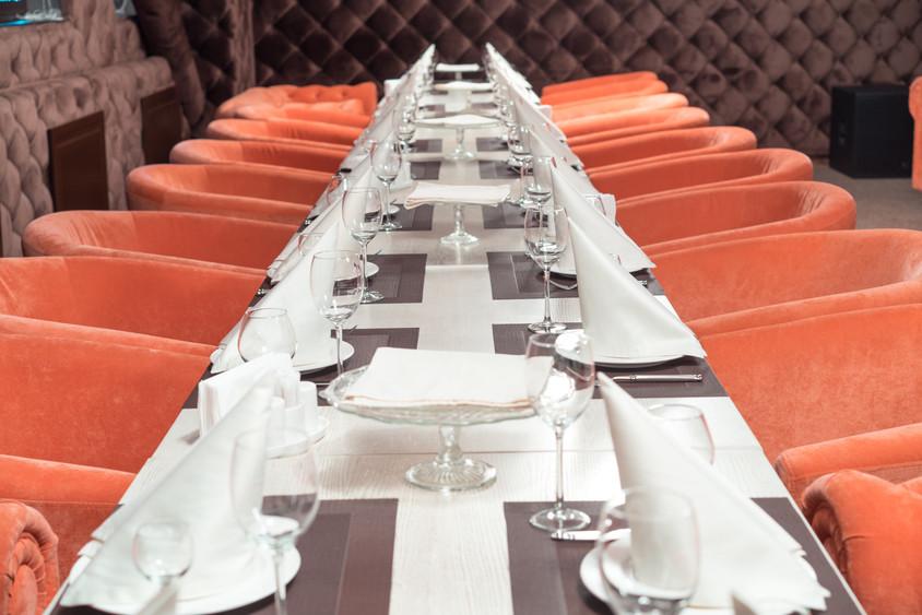Ресторан на 40 персон в ЦАО, м. Парк культуры, м. Фрунзенская от 3000 руб. на человека