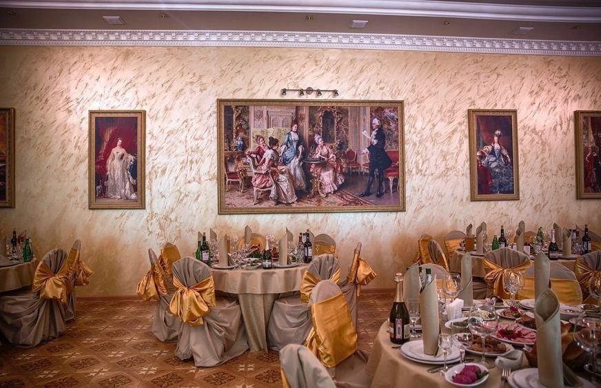 Банкетный зал на 120 персон в ЦАО, м. Крестьянская застава, м. Пролетарская, м. Марксистская от 2000 руб. на человека